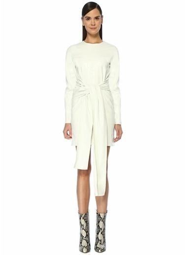 MSGM Elbise Beyaz